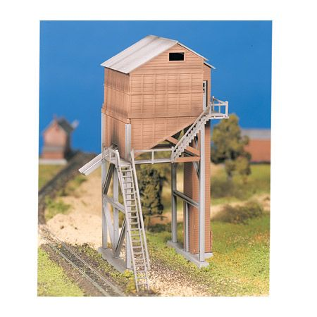 Plasticville O Scale Coaling Tower