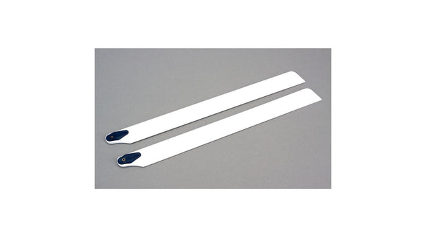 325mm Wood Main Rotor Blade Set: B450 3D, B400