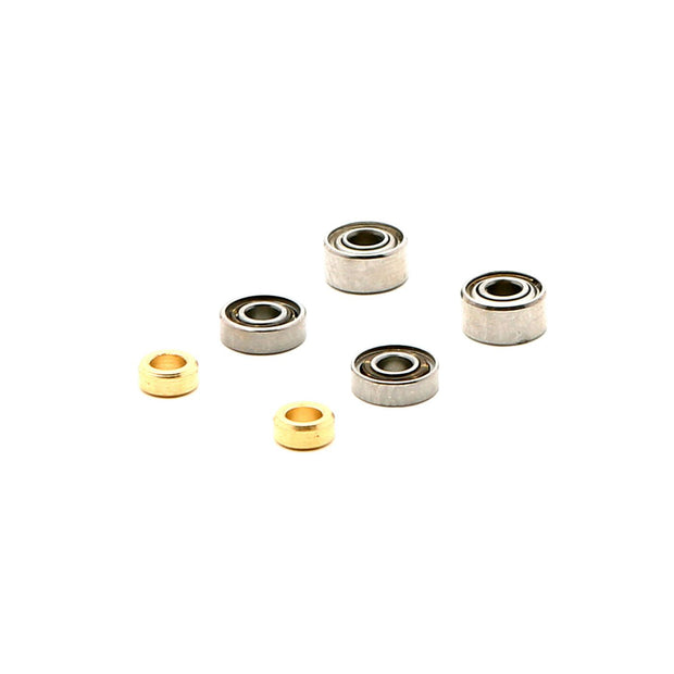 Tail Grip Bearing Set: 180 CFX, Fusion 180