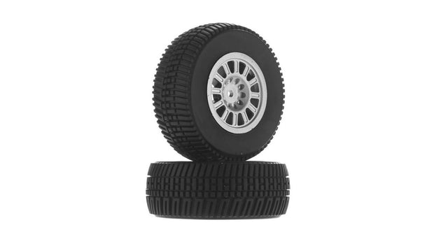 Wheel/Tire Assm SC 4.18
