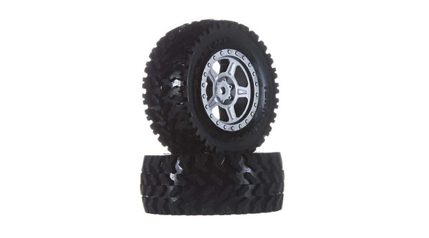 Wheel Tire Set DT4.18