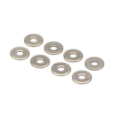 #6 Stainless steel flat washer