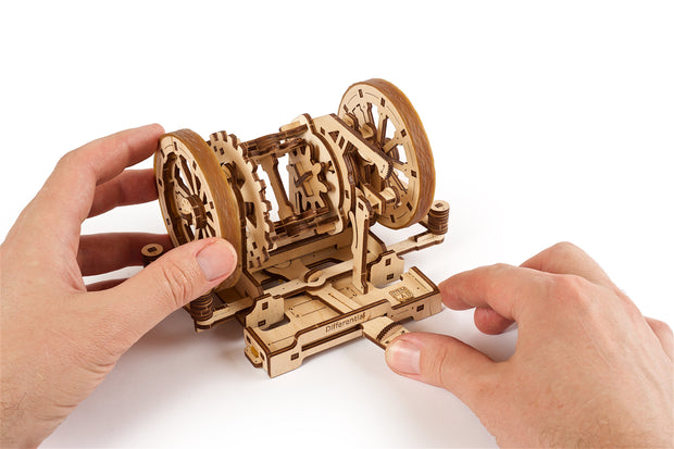 UGears STEM LAB Differential