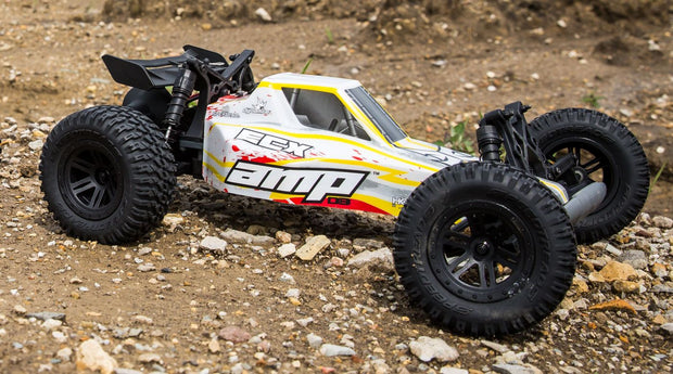 AMP DB Desert Buggy 1/10 2wd White/Red