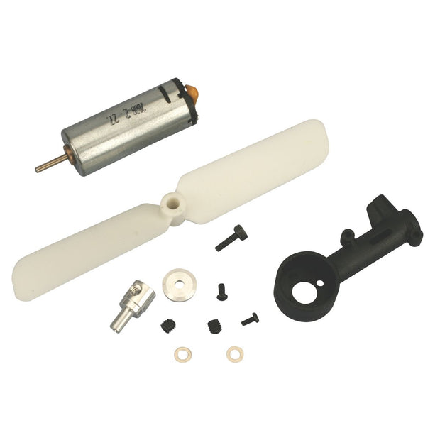 Direct-Drive Tail Motor Conversion Kit: BCP/+/P