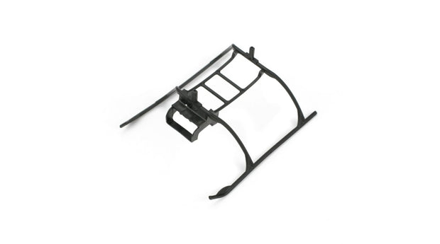 LANDING SKID & BATTERY MOUNT BMSR