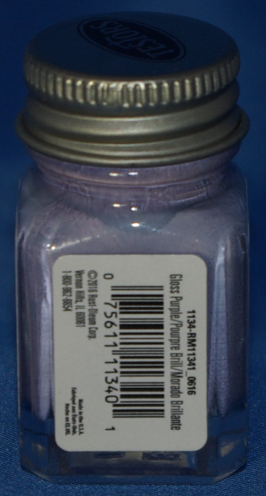 Testors 1/4 oz Paint Gloss Purple