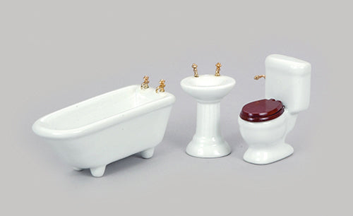 3 Pc Bath Set