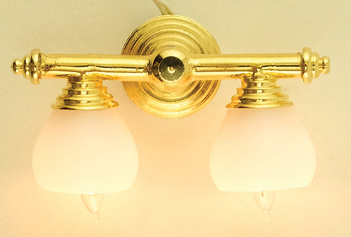 2 Bulb Wall light