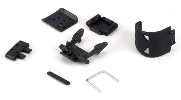 Suspension Mount & Bumper set: Mirco-T/B/DT