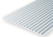Styrene Sheet Novelty .109 spacing