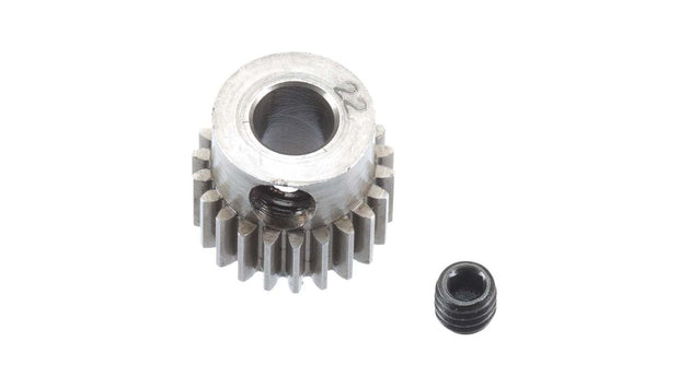 Hardened 22T 5 mm Pinion 48 pitch