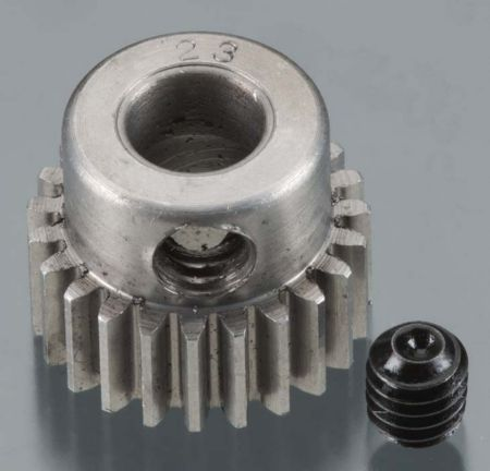 Hardened 23T 5mm Pinion Pitch