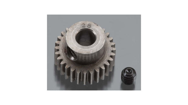 Hardened 28T 5mm pinion 48 pitch