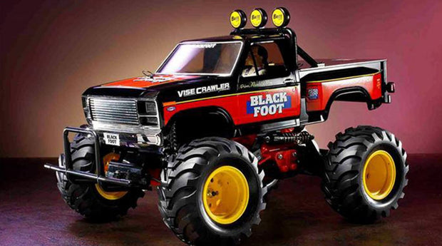 Blackfoot 1/10th Off Road Pickup Kit