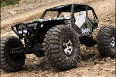 Wraith 1/10th Scale Electric 4WD - RTR