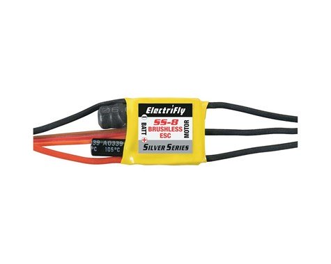 ElectriFly 8A Brushless Electronic Speed Control