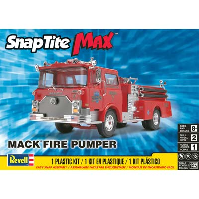 Snap Mack Fire Pumper