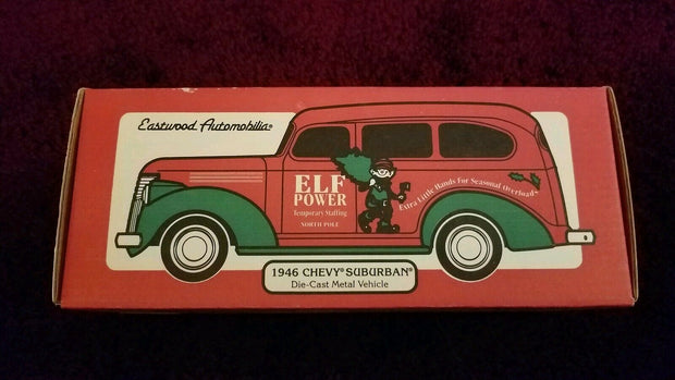 1946 Chevrolet Suburban (Piggy Bank)