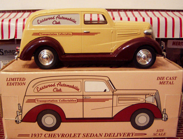 1937 Chevy Delivery (Piggy Bank)
