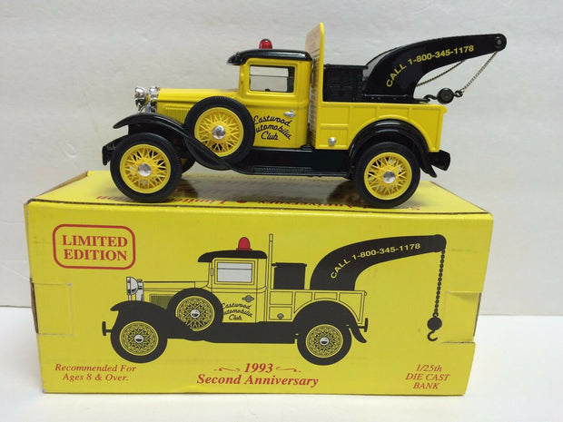 1931 Ford Wrecker (Piggy Bank)