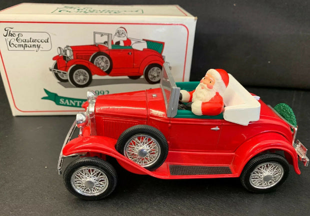 Santas Roadster (Piggy Bank)