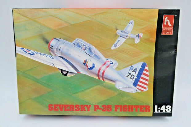 1/48 Seversky P-35 Fighter