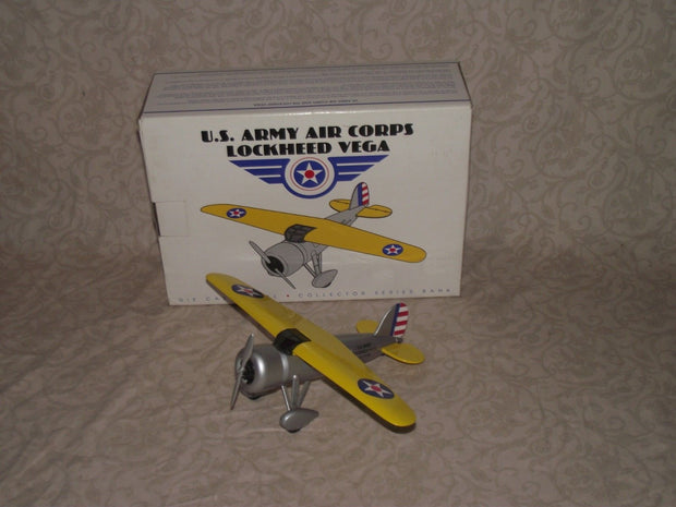 US Army Air Corps Lockheed Vega (Piggy Bank)