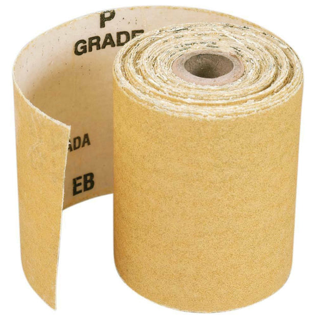 Easy-Touch Adhesive-Backed Sand Paper 80 Grit
