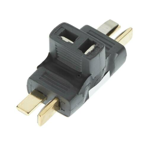 Parallel 2 star plug male female adapter