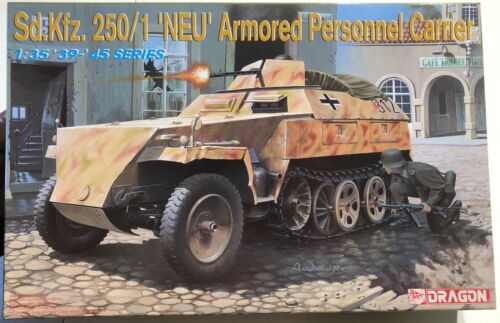 Sd.Kfz. 250/1 'NEU' Armored Personnel carrier 1/35