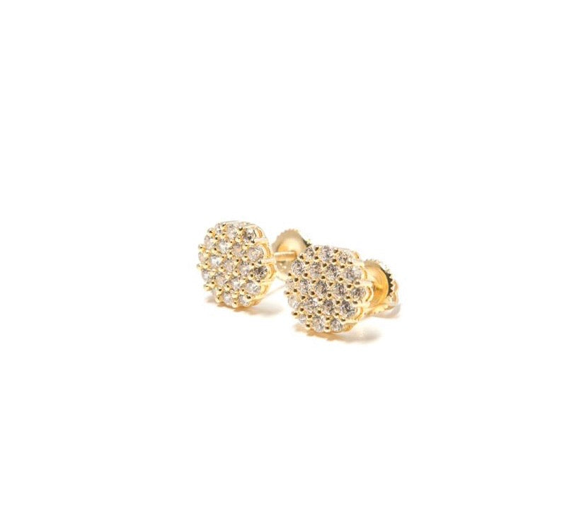 VII STUD EARRINGS