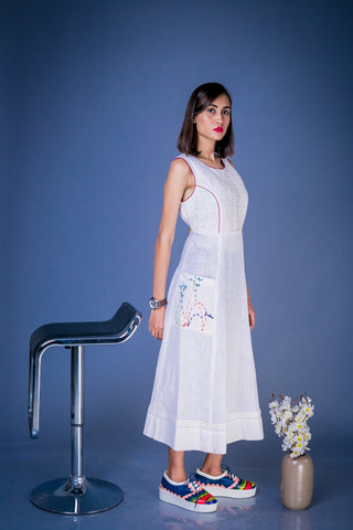 One Peice Long Dress