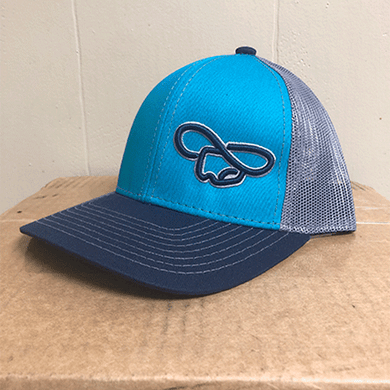 Blue & Navy Hat