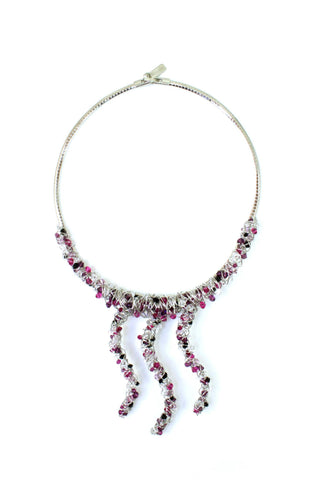 Razzle Dazzle Art Deco Necklace