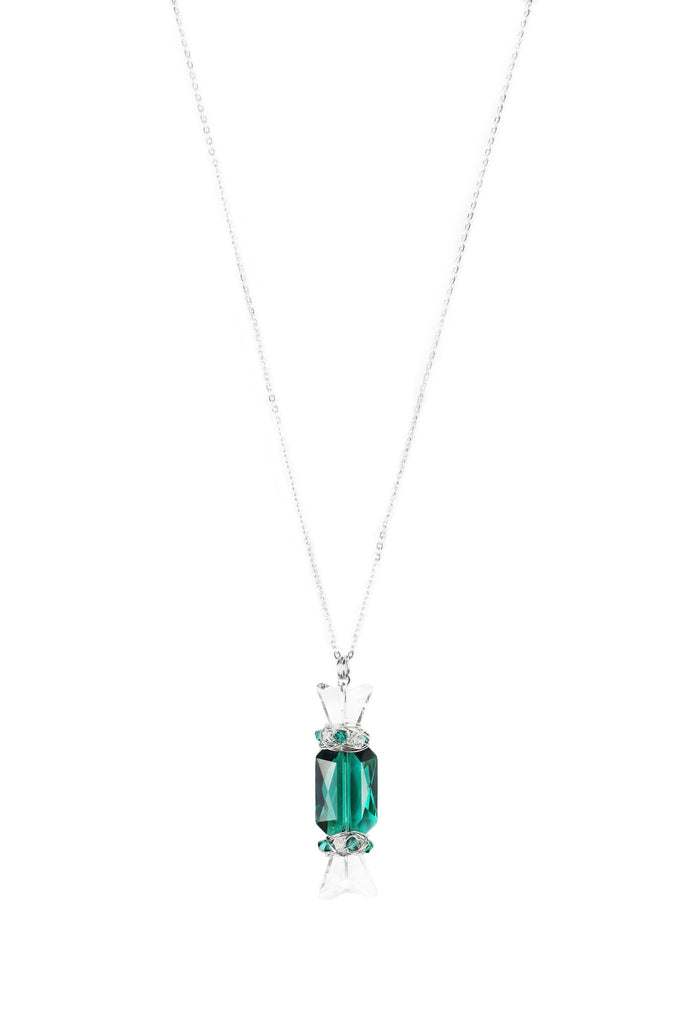 W BonBon Necklace II - Green