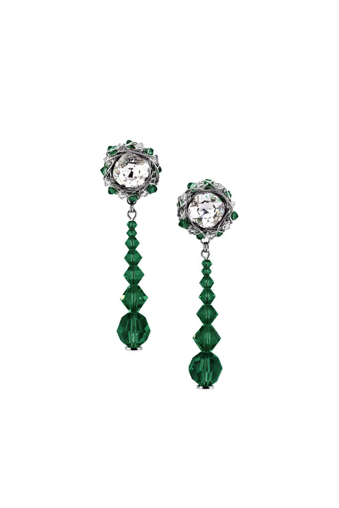 Classic Statement Bead Earrings