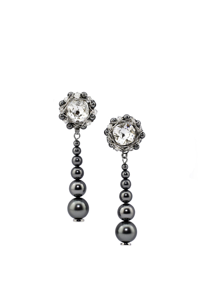 Classic Statement Pearl Earrings