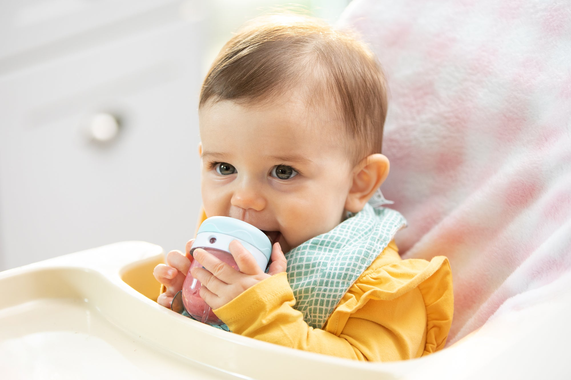How to Know When Your Baby is Ready for Solids