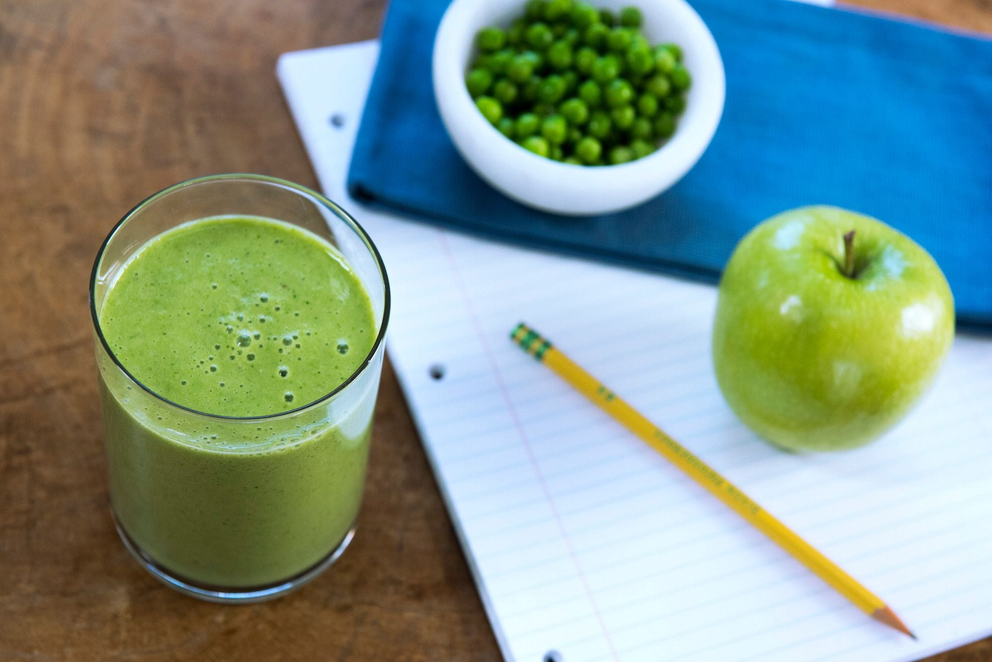 Broccoli Apple Smoothie