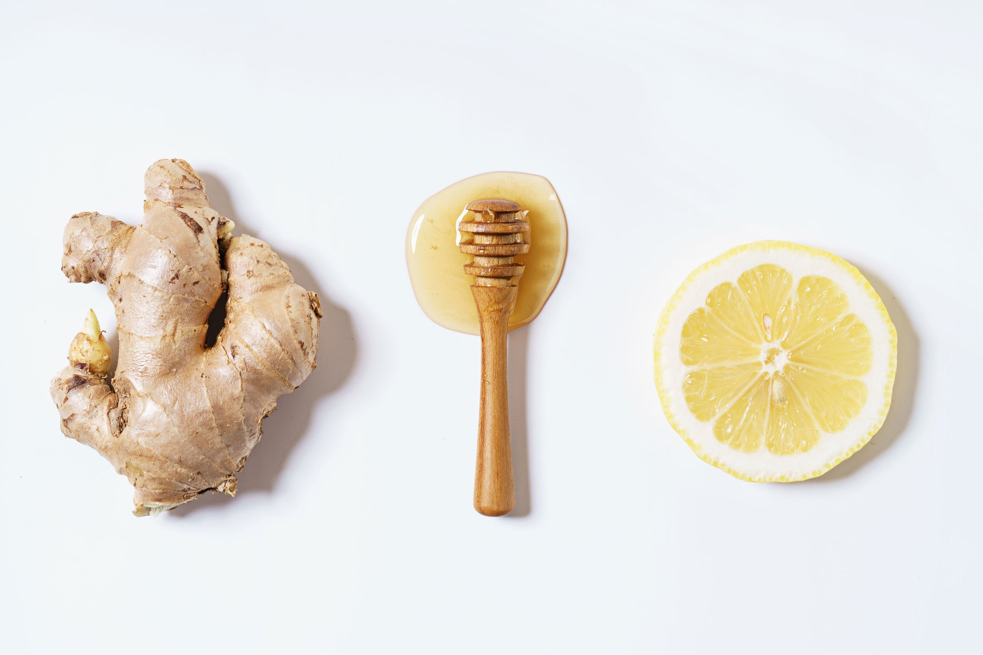 Honey Lemon Ginger Immunity Smoothie