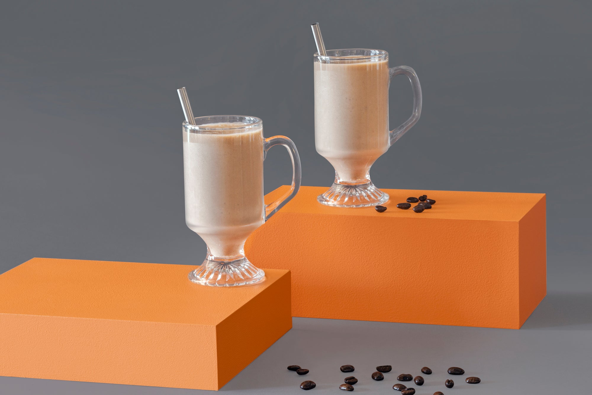 Creamy Coffee Smoothie