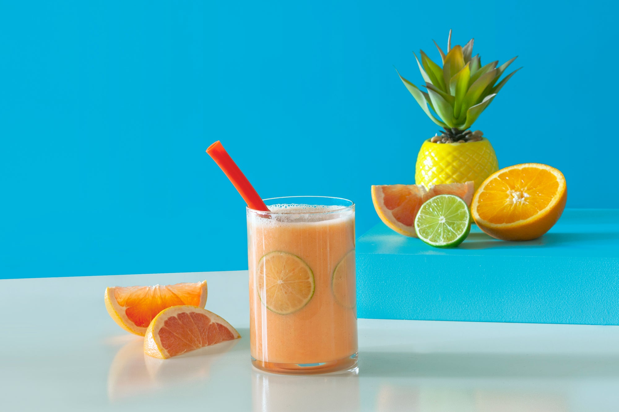 Tangy Citrus Smoothie