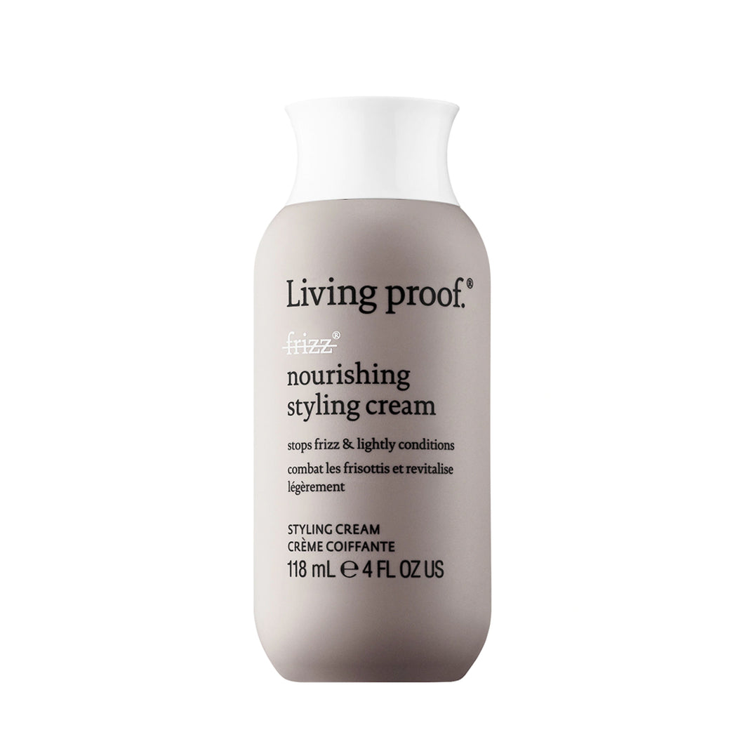 No Frizz Nourishing Styling Cream - 118ml