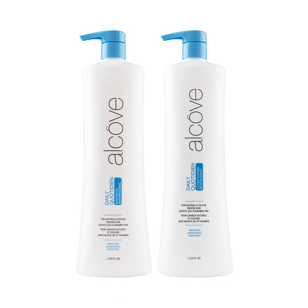 Duo Alcove Quotidien - 2x300ml