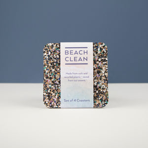 Liga Cork Coaster Set Beach Clean NEW ONLINE!!