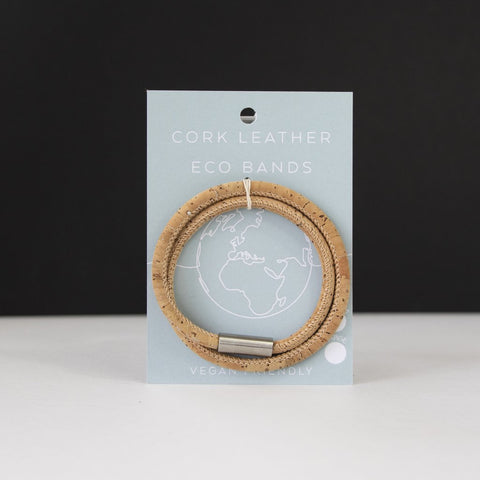 LIGA ECO Cork Band Double Natural Small, Medium BRAND NEW ONLINE!!