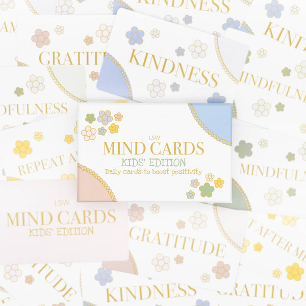 LSW Kids Edition Mind Cards NEW ONLINE!!