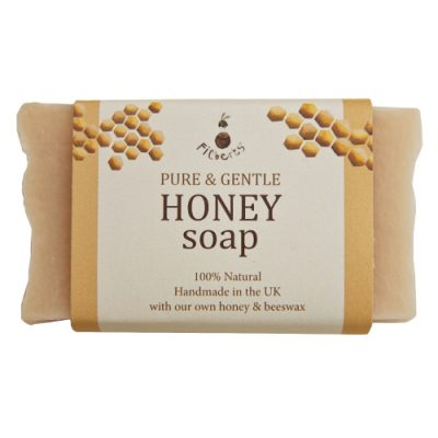 Filberts of Dorset Honey Soap With Bergamot BRAND NEW ONLINE!!