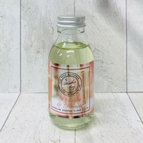 Heather May Diffuser REFILL: Driftwood Bay, Oriental Spa, Prosecco & Pomelo